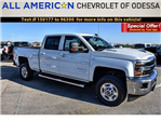 2018 Silverado 2500 Crew Cab 4x4,  Pickup #JF150177 - photo 8