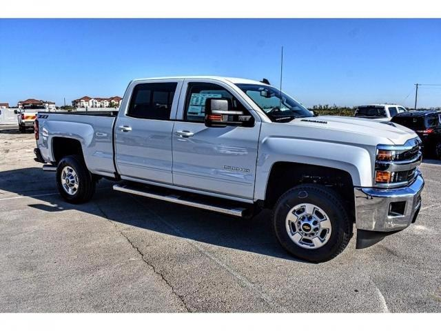 2018 Silverado 2500 Crew Cab 4x4, Pickup #JF150472 - photo 1