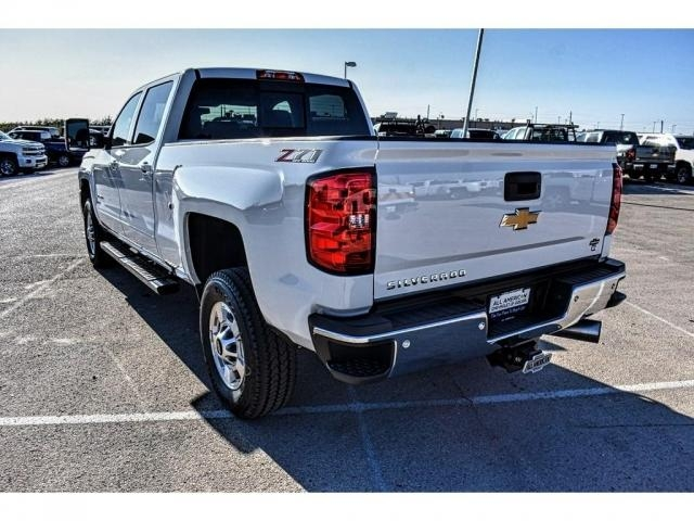 2018 Silverado 2500 Crew Cab 4x4, Pickup #JF150472 - photo 8