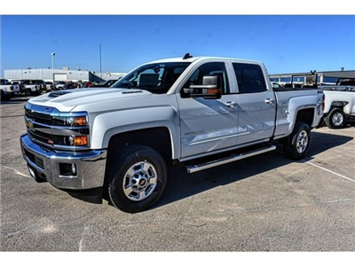 2018 Silverado 2500 Crew Cab 4x4, Pickup #JF150472 - photo 5