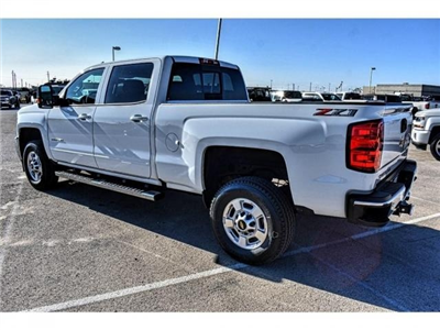 2018 Silverado 2500 Crew Cab 4x4, Pickup #JF150472 - photo 7