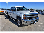2018 Silverado 2500 Crew Cab 4x4, Pickup #JF150472 - photo 3
