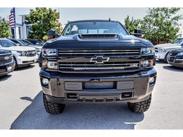 2018 Silverado 2500 Crew Cab 4x4,  Pickup #JF242150 - photo 4