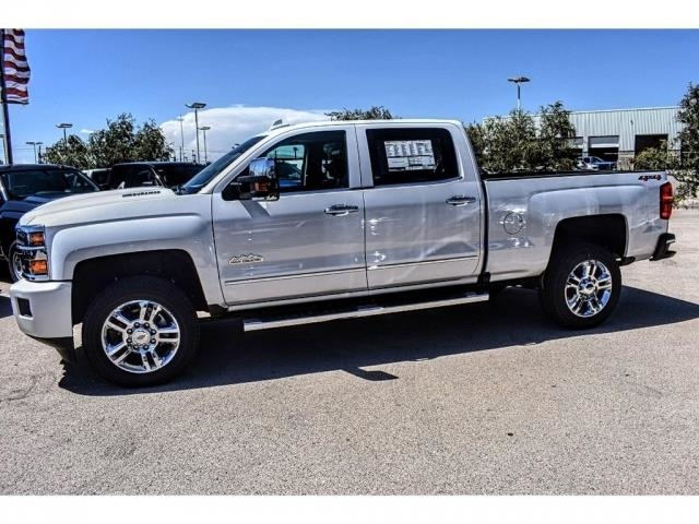 2018 Silverado 2500 Crew Cab 4x4,  Pickup #JF289485 - photo 7