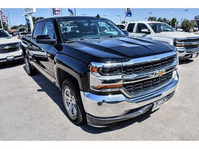 2018 Silverado 1500 Crew Cab,  Pickup #JG124106P - photo 3