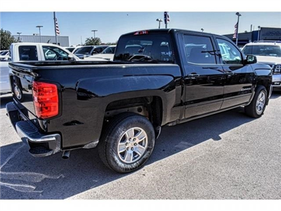 2018 Silverado 1500 Crew Cab,  Pickup #JG124106P - photo 2