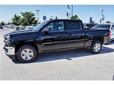 2018 Silverado 1500 Crew Cab,  Pickup #JG124106P - photo 7
