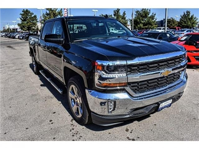 2018 Silverado 1500 Crew Cab, Pickup #JG130265 - photo 3