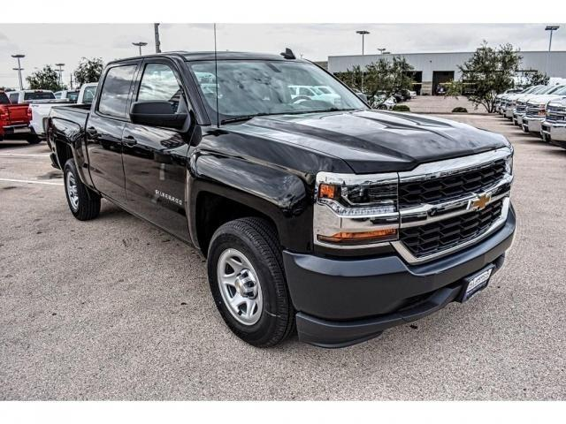 2018 Silverado 1500 Crew Cab 4x2,  Pickup #JG132641 - photo 3