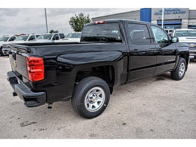 2018 Silverado 1500 Crew Cab 4x2,  Pickup #JG132641 - photo 2