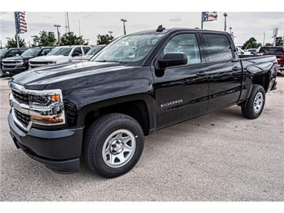 2018 Silverado 1500 Crew Cab, Pickup #JG132641 - photo 6