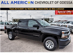 2018 Silverado 1500 Crew Cab, Pickup #JG132641 - photo 1