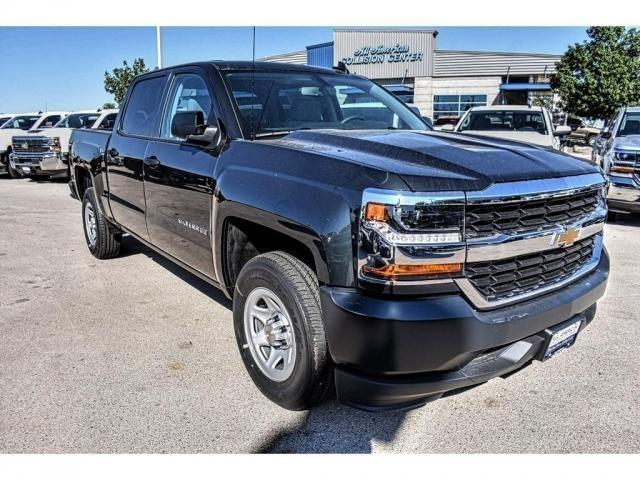 2018 Silverado 1500 Crew Cab 4x2,  Pickup #JG132686 - photo 3