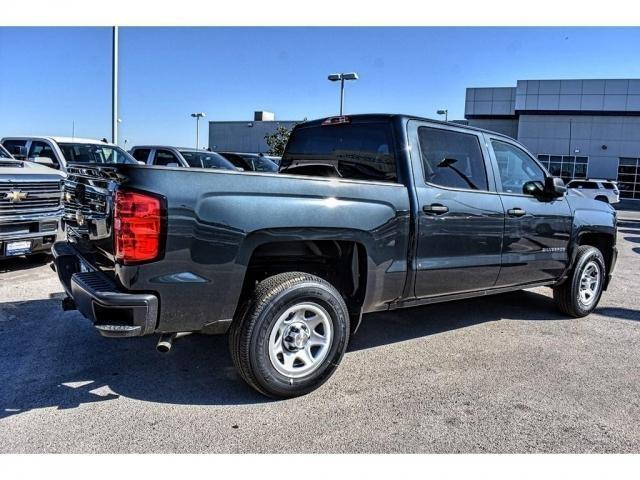 2018 Silverado 1500 Crew Cab 4x2,  Pickup #JG132686 - photo 11