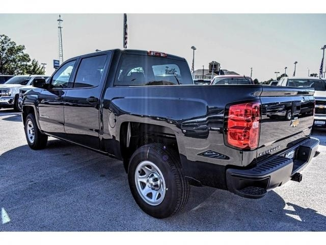 2018 Silverado 1500 Crew Cab, Pickup #JG132686 - photo 8