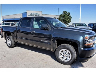 2018 Silverado 1500 Crew Cab, Pickup #JG132686 - photo 26