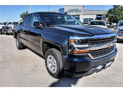 2018 Silverado 1500 Crew Cab, Pickup #JG132686 - photo 3