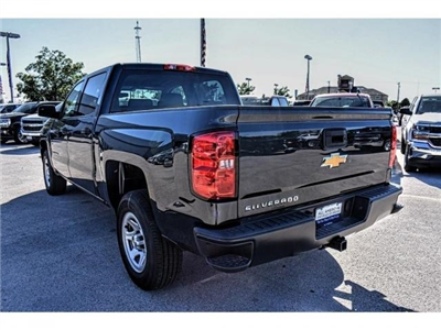 2018 Silverado 1500 Crew Cab, Pickup #JG132686 - photo 9