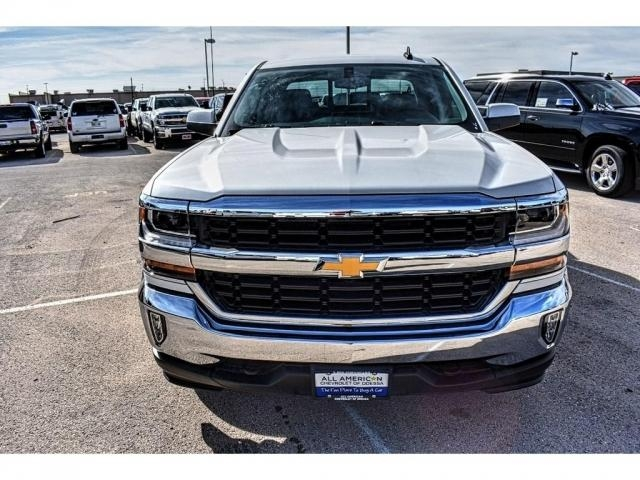 2018 Silverado 1500 Crew Cab 4x4 Pickup #JG133376 - photo 4