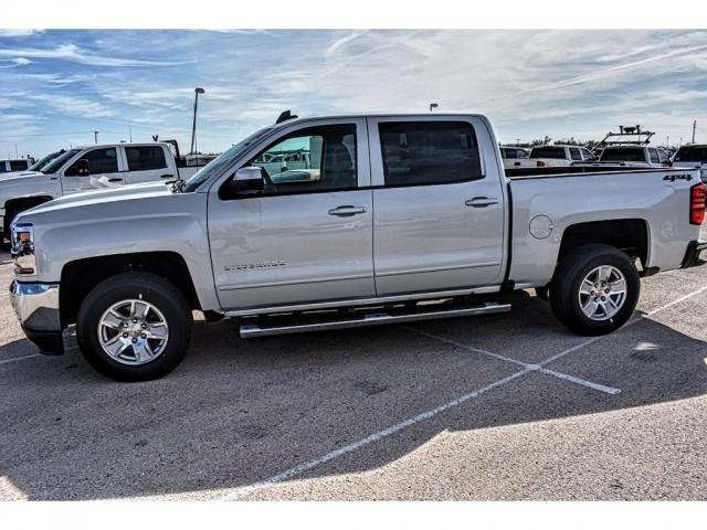 2018 Silverado 1500 Crew Cab 4x4 Pickup #JG133376 - photo 7