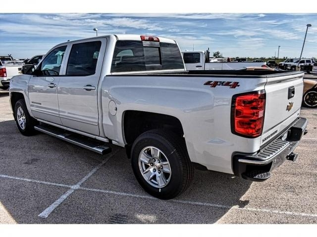 2018 Silverado 1500 Crew Cab 4x4 Pickup #JG133376 - photo 8