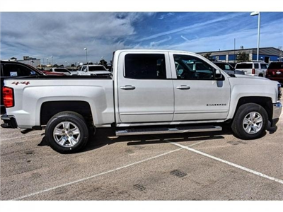 2018 Silverado 1500 Crew Cab 4x4 Pickup #JG133376 - photo 12