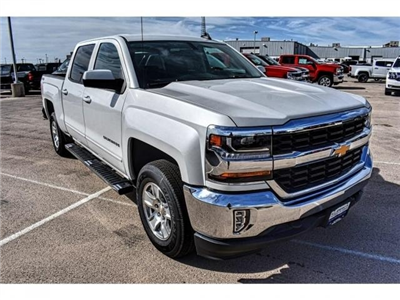 2018 Silverado 1500 Crew Cab 4x4 Pickup #JG133376 - photo 3