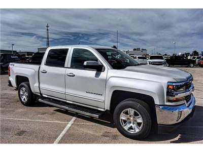 2018 Silverado 1500 Crew Cab 4x4 Pickup #JG133376 - photo 26