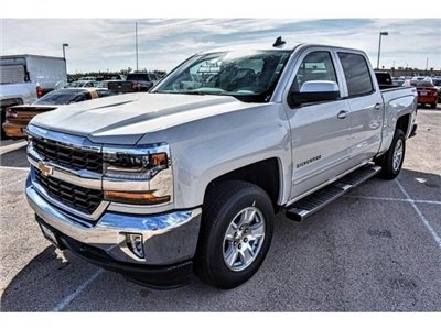 2018 Silverado 1500 Crew Cab 4x4 Pickup #JG133376 - photo 6