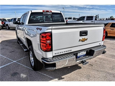 2018 Silverado 1500 Crew Cab 4x4 Pickup #JG133376 - photo 9
