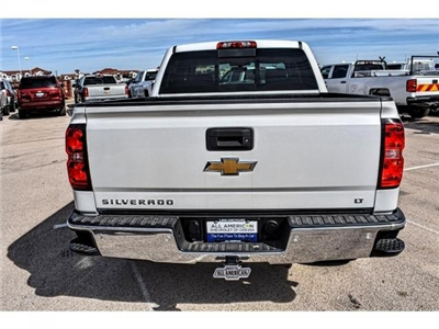 2018 Silverado 1500 Crew Cab 4x4 Pickup #JG133376 - photo 10