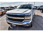 2018 Silverado 1500 Crew Cab 4x4 Pickup #JG133376 - photo 5