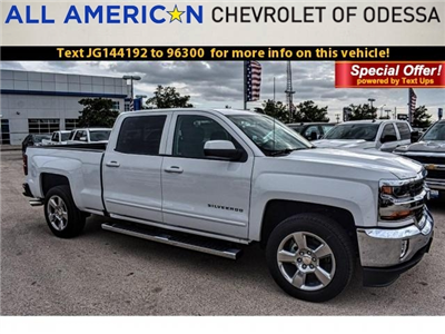 2018 Silverado 1500 Crew Cab Pickup #JG144192 - photo 1