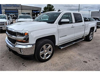 2018 Silverado 1500 Crew Cab Pickup #JG144192 - photo 6