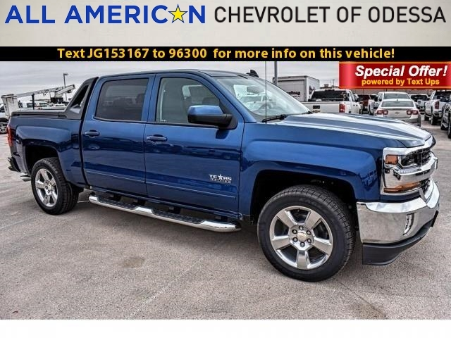 2018 Silverado 1500 Crew Cab 4x2,  Pickup #JG153167 - photo 1