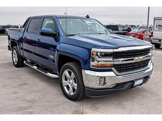 2018 Silverado 1500 Crew Cab 4x2,  Pickup #JG153167 - photo 3