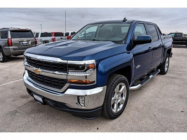 2018 Silverado 1500 Crew Cab 4x2,  Pickup #JG153167 - photo 5