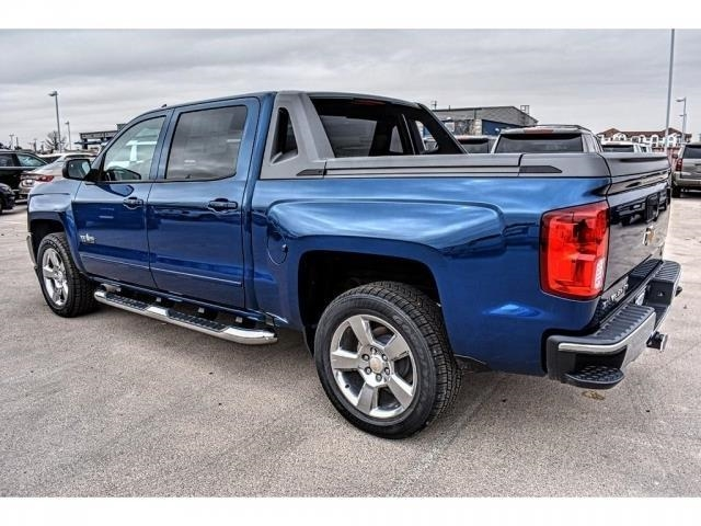 2018 Silverado 1500 Crew Cab 4x2,  Pickup #JG153167 - photo 8