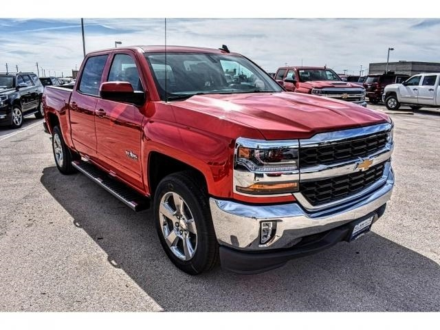 2018 Silverado 1500 Crew Cab, Pickup #JG155147 - photo 3