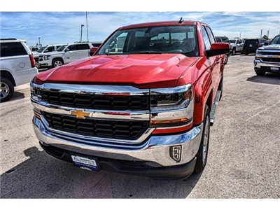 2018 Silverado 1500 Crew Cab, Pickup #JG155147 - photo 5