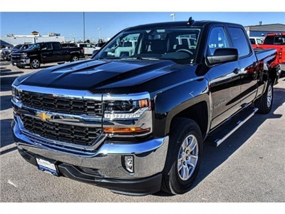2018 Silverado 1500 Crew Cab 4x2,  Pickup #JG169930 - photo 5