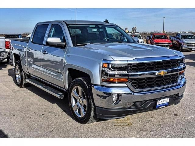 2018 Silverado 1500 Crew Cab, Pickup #JG181535 - photo 3