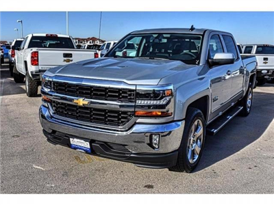 2018 Silverado 1500 Crew Cab, Pickup #JG181535 - photo 5