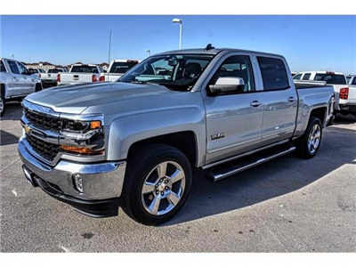 2018 Silverado 1500 Crew Cab, Pickup #JG181535 - photo 6
