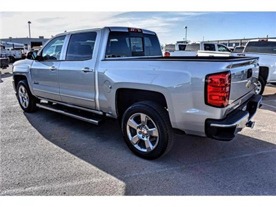 2018 Silverado 1500 Crew Cab, Pickup #JG181535 - photo 8