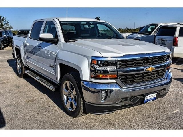 2018 Silverado 1500 Crew Cab Pickup #JG181737 - photo 3