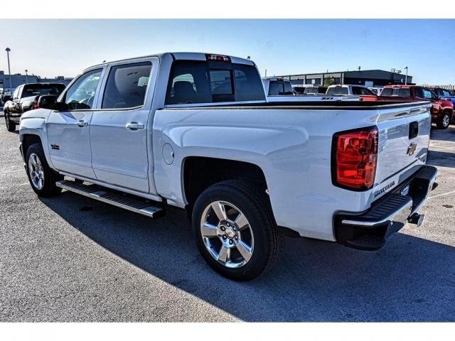 2018 Silverado 1500 Crew Cab Pickup #JG181737 - photo 8