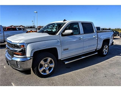 2018 Silverado 1500 Crew Cab Pickup #JG181737 - photo 6