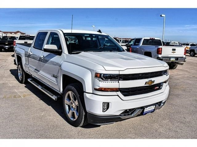 2018 Silverado 1500 Crew Cab 4x4 Pickup #JG199213 - photo 3