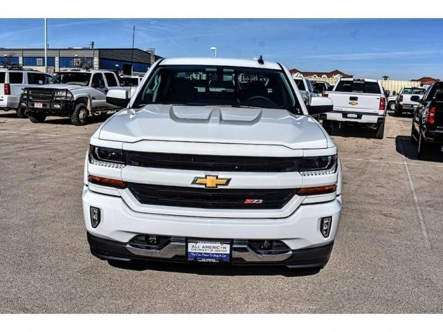 2018 Silverado 1500 Crew Cab 4x4 Pickup #JG199213 - photo 4